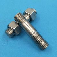 304不锈钢粗杆双头螺栓 GB901-B 价格美丽 质量保证
