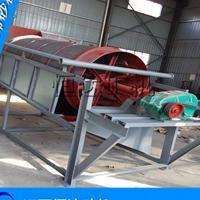 滚筒筛沙机厂家供应滚筒筛沙机齿轮滚筒筛实拍图片