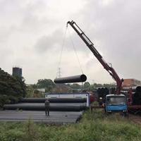 海南HDPE非开挖顶管