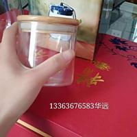 高硼硅加厚玻璃储存罐、调味罐、密封可定制大小,样子
