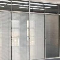 东莞中空百叶玻璃隔断隔墙生产厂家价格