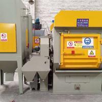 厂家供应金属制品表面处理喷砂机 红海自动喷砂机生产厂家