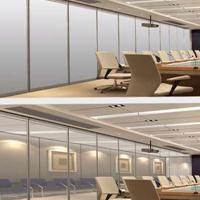 广州欧毅建材――OY商场调光玻璃隔断与展示柜