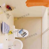 整体卫浴生产厂家 酒店卫浴厂家  小型整体浴室价格