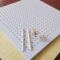 洛美建材专业生产穿孔复合吸音板厂家 优质供应商