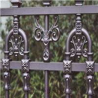 厂家直销 小区别墅阳台铝艺围栏 铝合金护栏 欧式庭院护栏