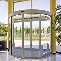 川谷自动门、自动感应门/旋转门/弧形门、上门安装、免费测量