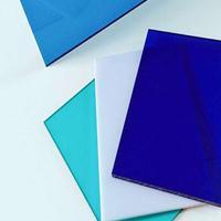 厂家生产 透明PC板 黑色PC板 蓝色透明PC板,PC耐力板