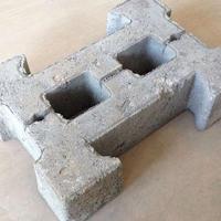 三门峡互扣植生挡土护坡砖,铰链式护坡块,自嵌护坡连锁块01