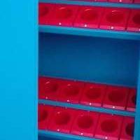 甘肃刀具柜厂家供应CNC刀具柜、机床工具柜、加工中心铁柜生产商