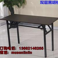 淄博电脑长条桌哪里有卖的 会展桌批发 招聘现场桌厂家