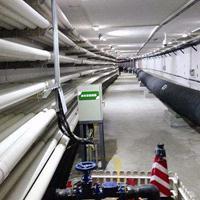 地铁管片接缝堵漏裂缝堵漏结构缝防水密封堵漏材料西安堵漏公司