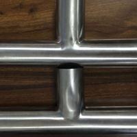 不锈钢沟槽三通DN20-DN300不锈钢长三通沟槽三通