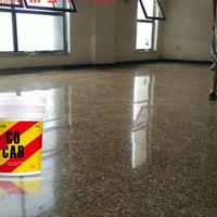 重庆厂房地下停车场为什么要做水泥液体密封固化剂地坪?
