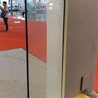 分屏调光雾化玻璃 智能分段式控制百页窗