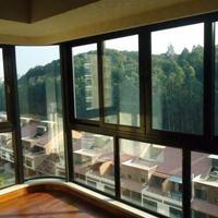 高层别墅封阳台,厂家安装价格优惠!