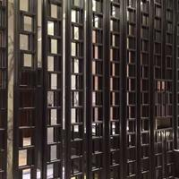 华东地区供应不锈钢屏风 花格隔断屏风