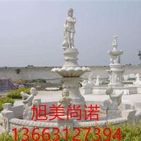 大型汉白玉喷泉