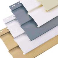 pvc外墙挂板 上海200平方包送 老虎窗挂板 外墙装饰板 平改坡