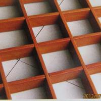 铝格栅规格 方形铝格栅天花 造型铝格栅 格子铝格栅价格