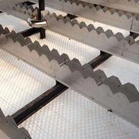 管式曝气器 曝气头 沉淀池蜂窝斜管填料规格 材质 仁源环保