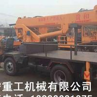 山东济宁10吨随车吊价格,出售自制10吨吊车,随车吊厂家