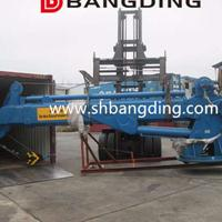 供应上海邦鼎BANGDING公务船液压折臂吊机