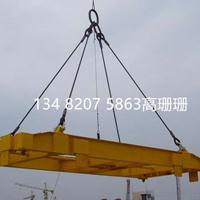 供應上海邦鼎BANGDING半自動集裝箱吊具 非標吊具廠家