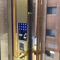 防盗门智能指纹密码锁全国招商加盟