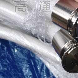 铂金硫化高压硅胶软管(可选配快速法兰接头)