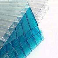 供应透明阳光板,蓝色阳光板,茶色阳光板