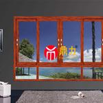 合肥110系列三轨断桥推拉一体窗专业解决住房临街噪音困扰