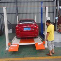 厂家直销家用四柱立体车库 智能停车设备