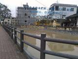 赣州于都新农村建设池塘水库、生活污水池仿木护栏安装工程