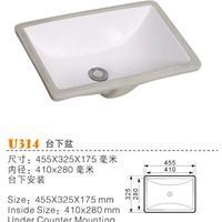 供应批发工程陶瓷盆?石下洗手盆,欧美DIY洗手盆