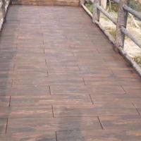 东记水泥仿木地板