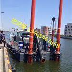 江苏徐州河道水底清淤小型挖泥船最大流量是多少