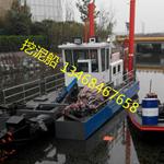 江苏连云港80方小型挖泥船倒桩靠液压油缸吗