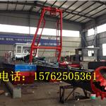 衢州产量一小时100方绞吸式抽沙船多少钱