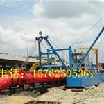 四川达州绞刀直径200方绞吸式抽沙船