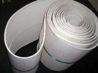 青岛白色橡胶带 白色运输带 白色传送带批发