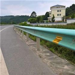 贵州厂家热销兴义公路波形护栏,乡村公路喷塑防撞护栏板