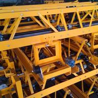 出售国产整平机框架式振动梁摊铺机价格低配件