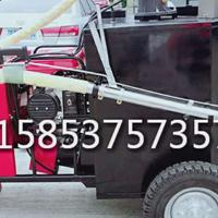 200升大容量沥青胶灌缝机奎屯市拖挂路面补逢机