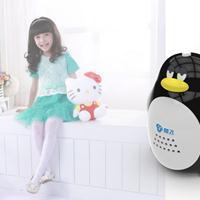 负离子儿童专用企鹅款负离子空气净化器