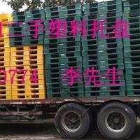 河南二手塑料托盘回收,郑州进口二手塑料托盘销售