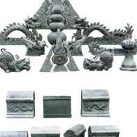 仿古建筑材料,GRC仿古構件、EPS仿古構件