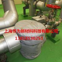 益海秦皇岛项目可拆卸油泵保温套方便检修循环利用