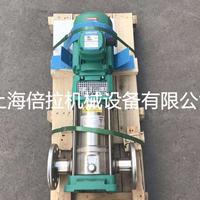 原装wilo威乐水泵MVI1607/6工业冷水机循环泵不锈钢管道加压泵