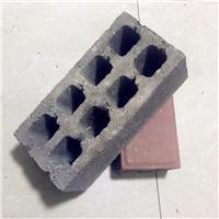 盐城水泥空心砖厂家 混凝土多孔砖规格尺寸价格 240x115x90mm